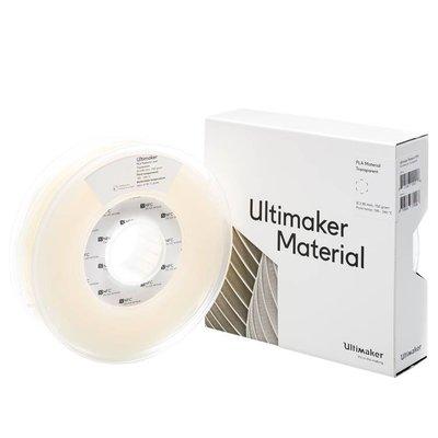 Ultimaker PLA (NFC) - 750gr - Transparant - 2.85mm