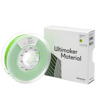 Ultimaker CPE (NFC) - 750gr - Green - 2.85mm