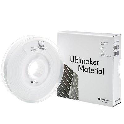 Ultimaker PC (NFC) - 750gr - Wit - 2.85mm