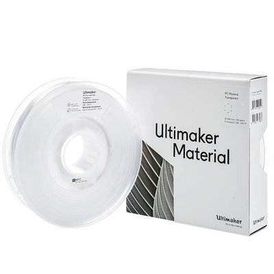 Ultimaker PC (NFC) - 750gr - Transparent - 2.85mm