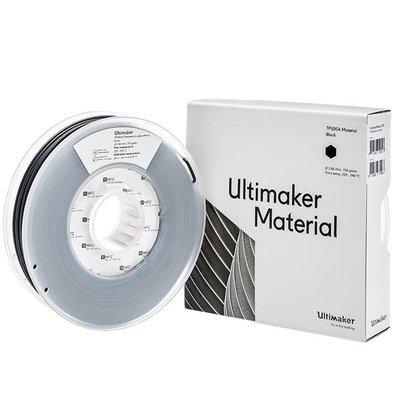 Ultimaker TPU 95A (NFC) - 750gr - Zwart - 2.85mm