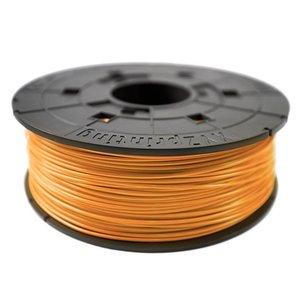 XYZprinting ABS Cartridge - Tangerine - 600 gram