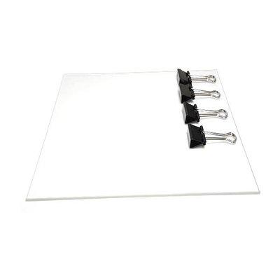 Wanhao Duplicator i3 Glass build plate