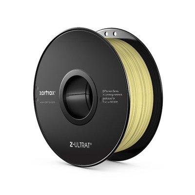 Zortrax Z-ULTRAT Filament - 1,75mm - 800g - Pastel Yellow