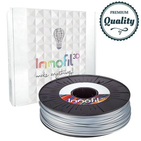 Innofil3D Premium ABS - Zilver