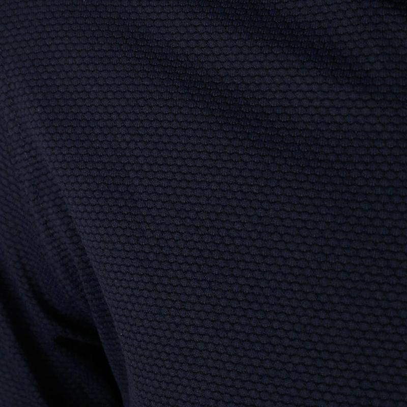 Q1905 Men's Polo JL Flag Deep Navy