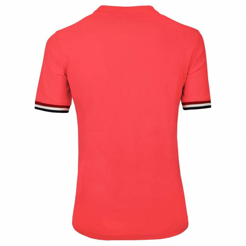 Q1905 Men's Polo Joost Luiten Lightning Pink