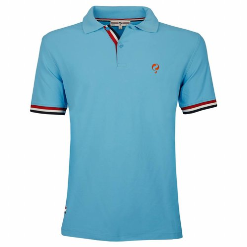 Men's JL Polo Aquarius