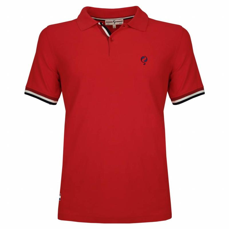Q1905 Men's JL Polo Red