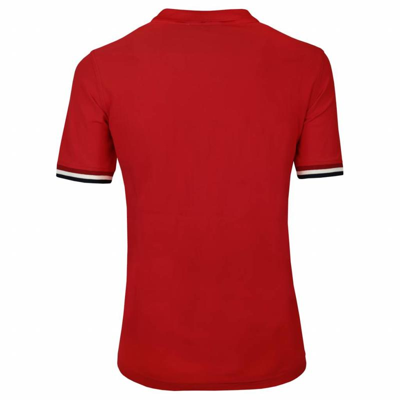 Q1905 Heren JL Polo Red