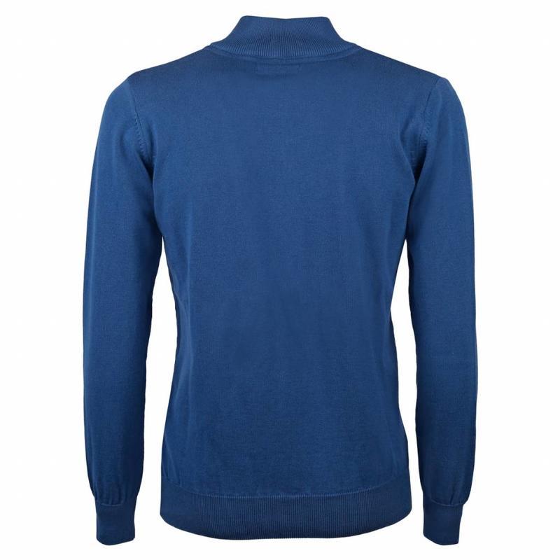 Q1905 Heren Pullover Half Zip Stoke Skydiver