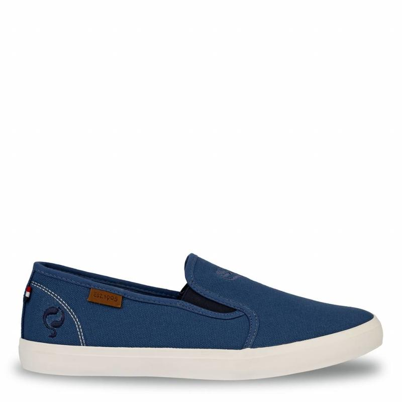 Q1905 Heren Sneaker Lago Dk Denim