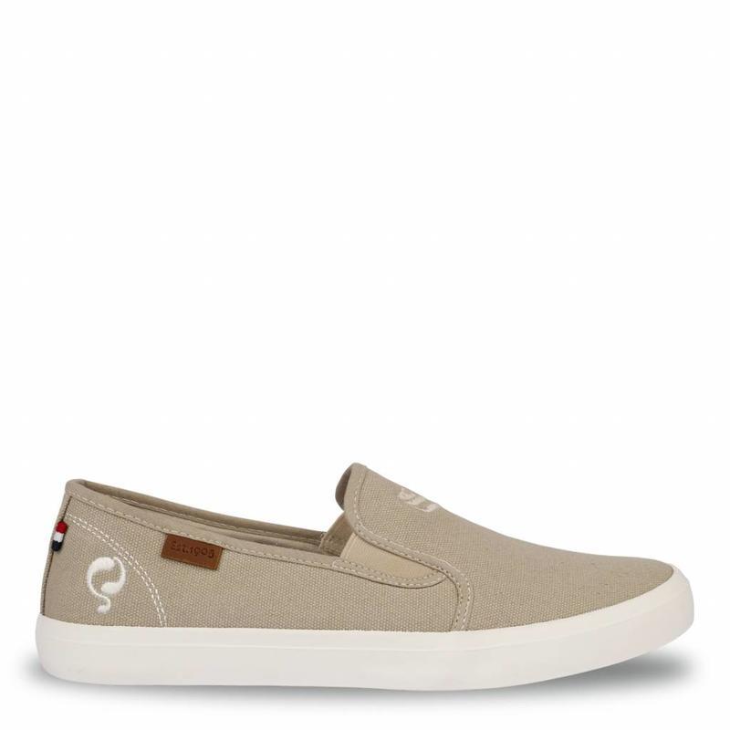 Q1905 Men's Sneaker Lago Taupe Grey