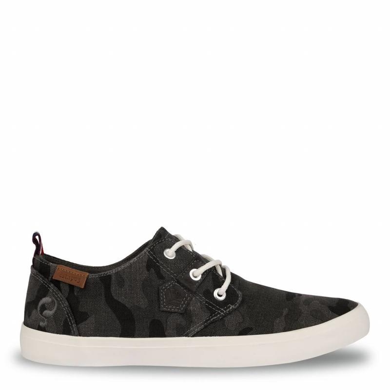 Q1905 Heren Sneaker Elba Army Grey