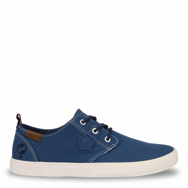 Q1905 Heren Sneaker Elba Dk Denim