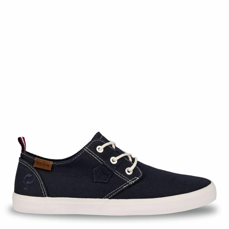 Q1905 Heren Sneaker Elba Deep Navy