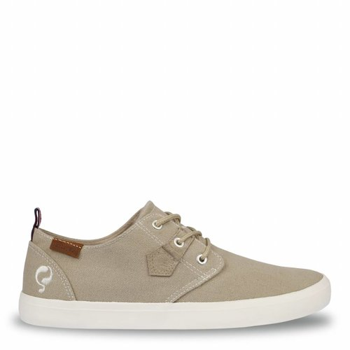 Men's Sneaker Elba Taupe Grey