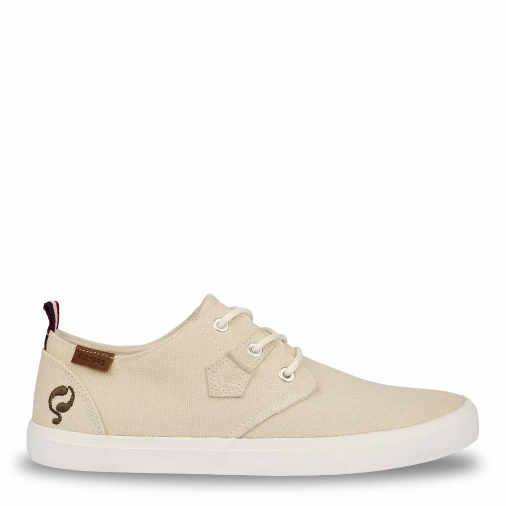 Q1905 Heren Sneaker Elba Lt Beige