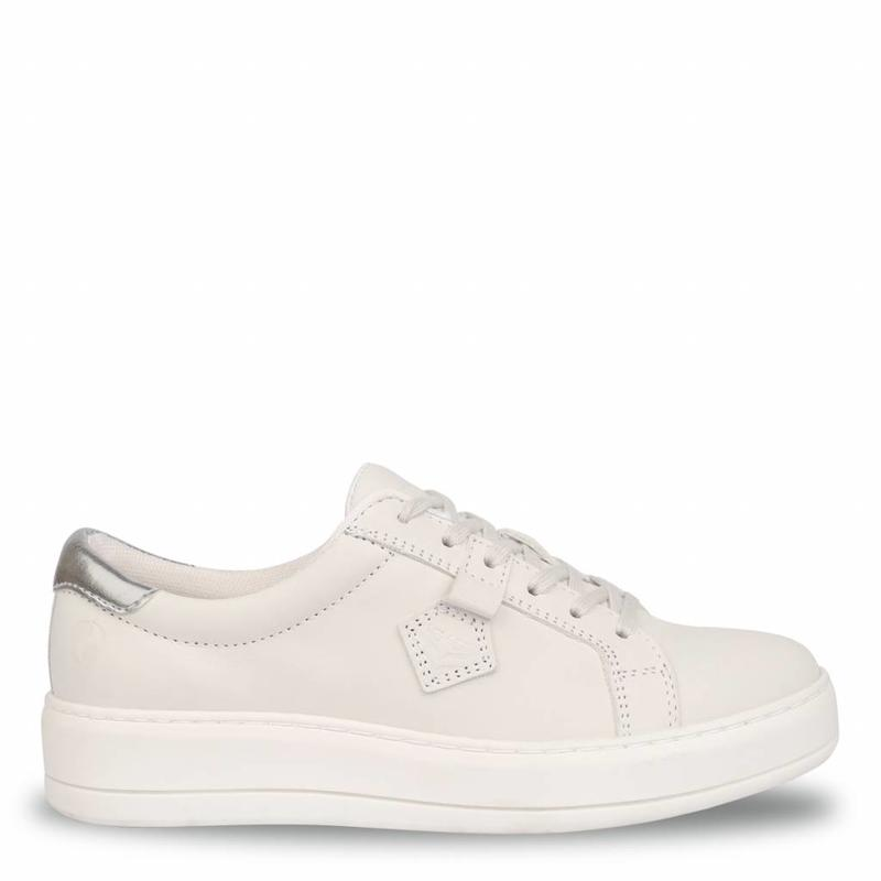 Q1905 Dames Sneaker Soof Off White