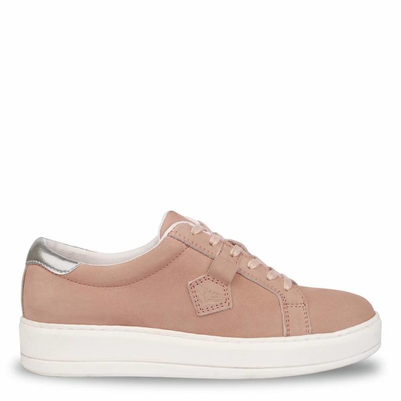 Q1905 Dames Sneaker Soof Old Pink