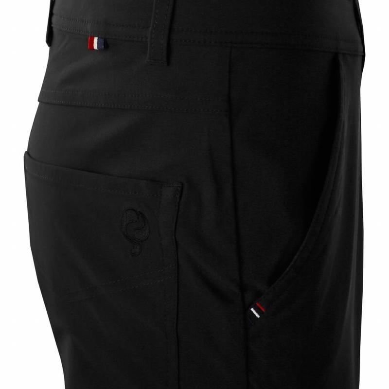 Q1905 Men's Golfbroek Condor Black