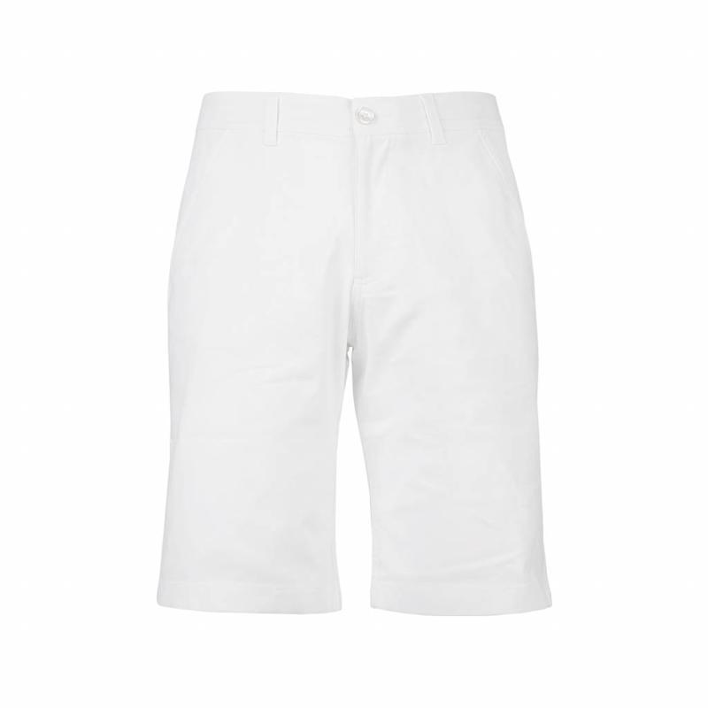 Q1905 Men's Short Pants Albatros White