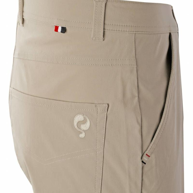 Q1905 Men's Pants Condor Khaki Beige