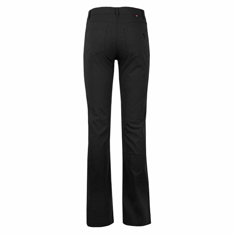 Q1905 Women's Golfbroek Fade Black