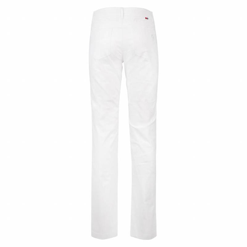 Q1905 Dames Broek Fade White