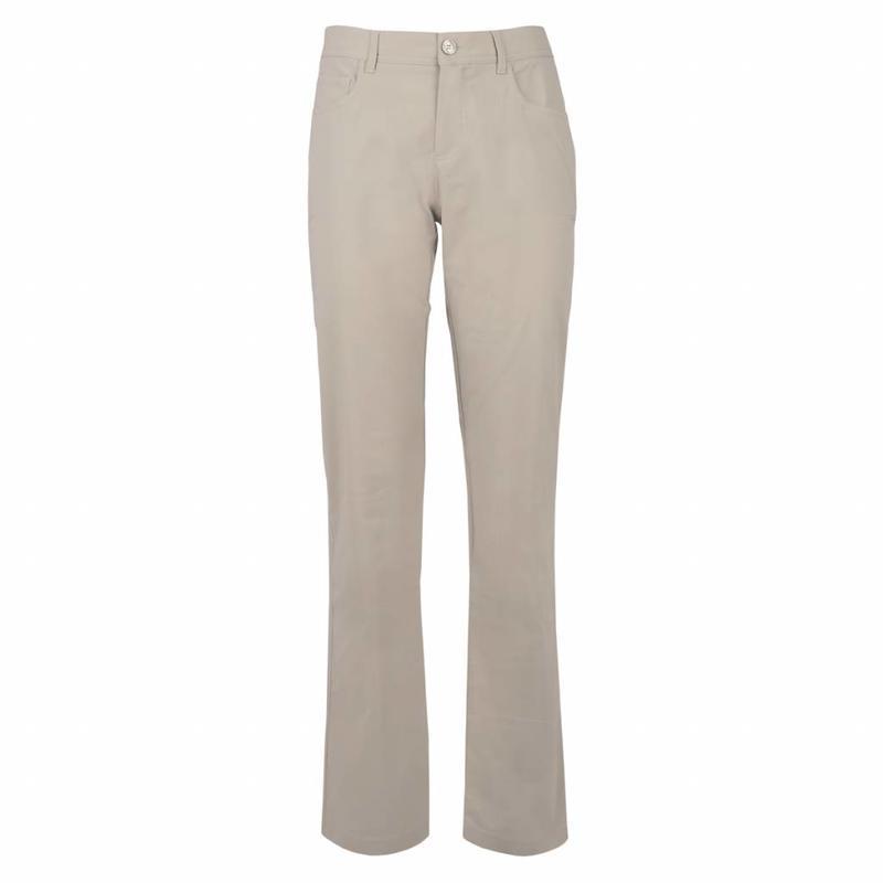 Q1905 Women's Pants Fade Khaki Beige