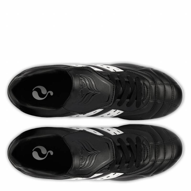 Q1905 Football Boot Goal SR AG  Black / White