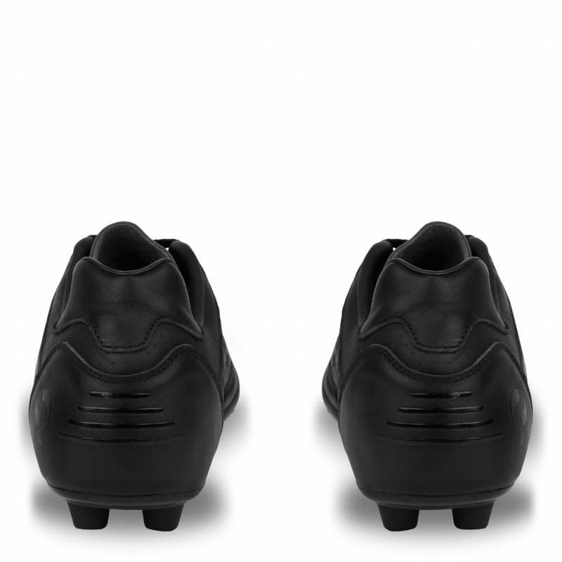 Q1905 Voetbalschoenen Hattrick FG  Black / Black