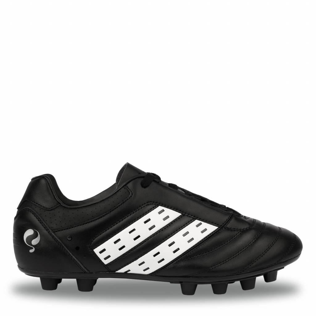Q1905 Voetbalschoenen Hattrick FG Black / White