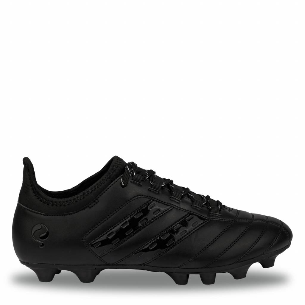 Q1905 Voetbalschoenen Treble FG Black / Black
