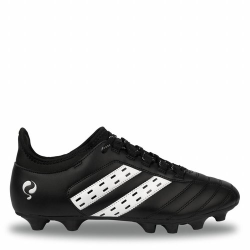 Football Boot Treble FG  Black / White
