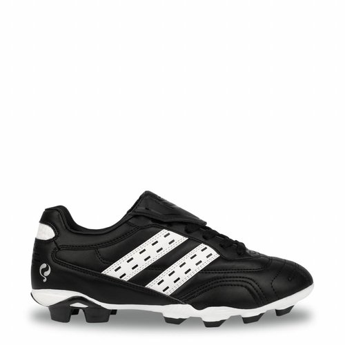 Football Boot Goal JR AG Lace Black / White