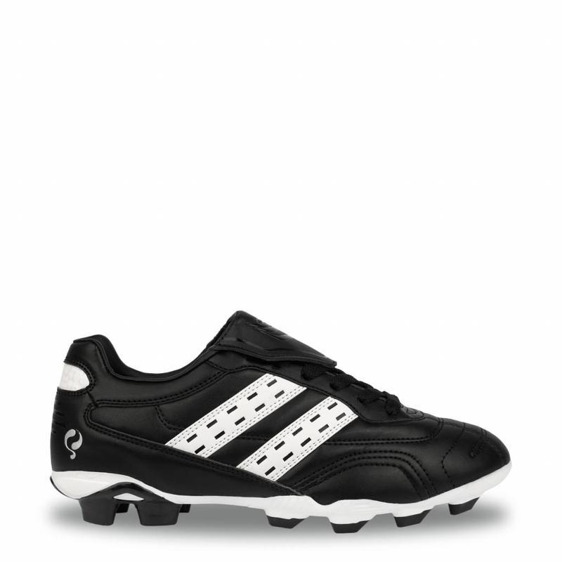 Q1905 Football Boot Goal JR AG Lace Black / White