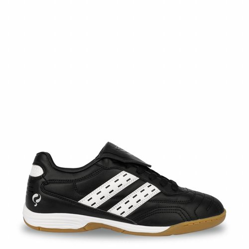 Voetbalschoenen Goal JR Indoor Lace Black / White (34-39)