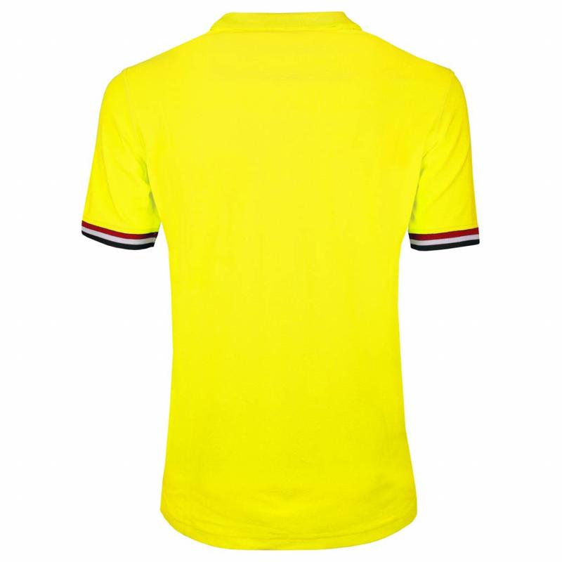 Q1905 Men's Polo Joost Luiten Neon Yellow