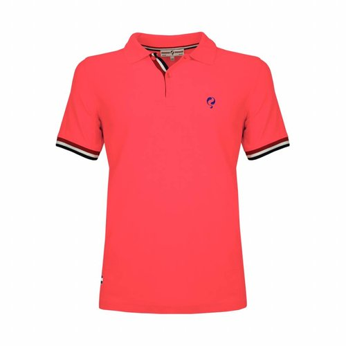 Kids JL Polo Lightning Pink