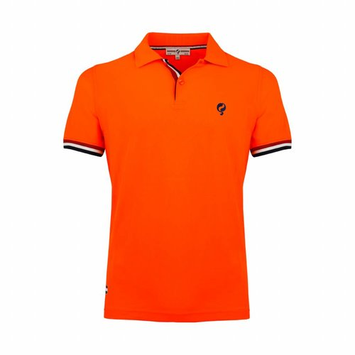 Kids Polo Joost Luiten Neon Orange