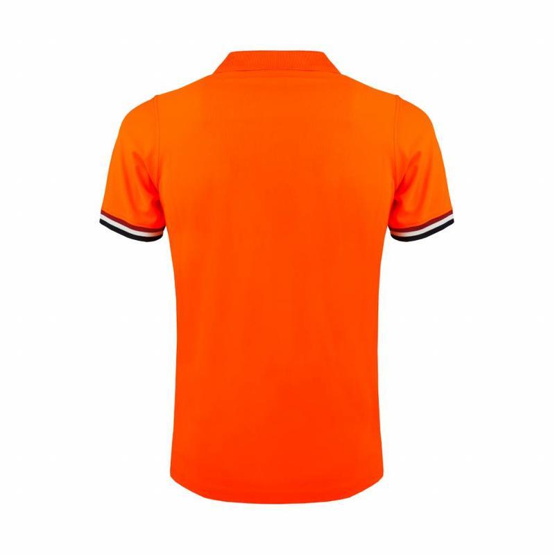 Q1905 Kids JL Polo Neon Orange