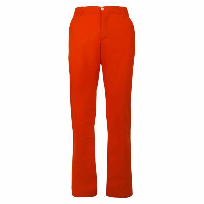 Q1905 Heren Broek Condor Orange