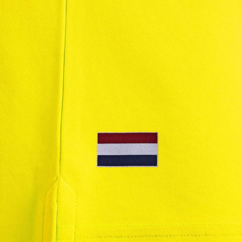 Q1905 Men's JL Polo Neon Yellow