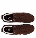 Q1905 Heren Sneaker Typhoon SP Dk Brown / Cloud Dancer