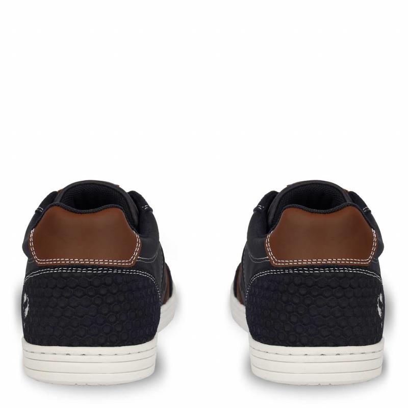 Q1905 Heren Sneaker Brody Deep Navy