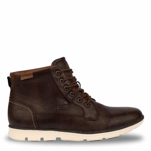 Men's Shoe Bronson Dk Brown