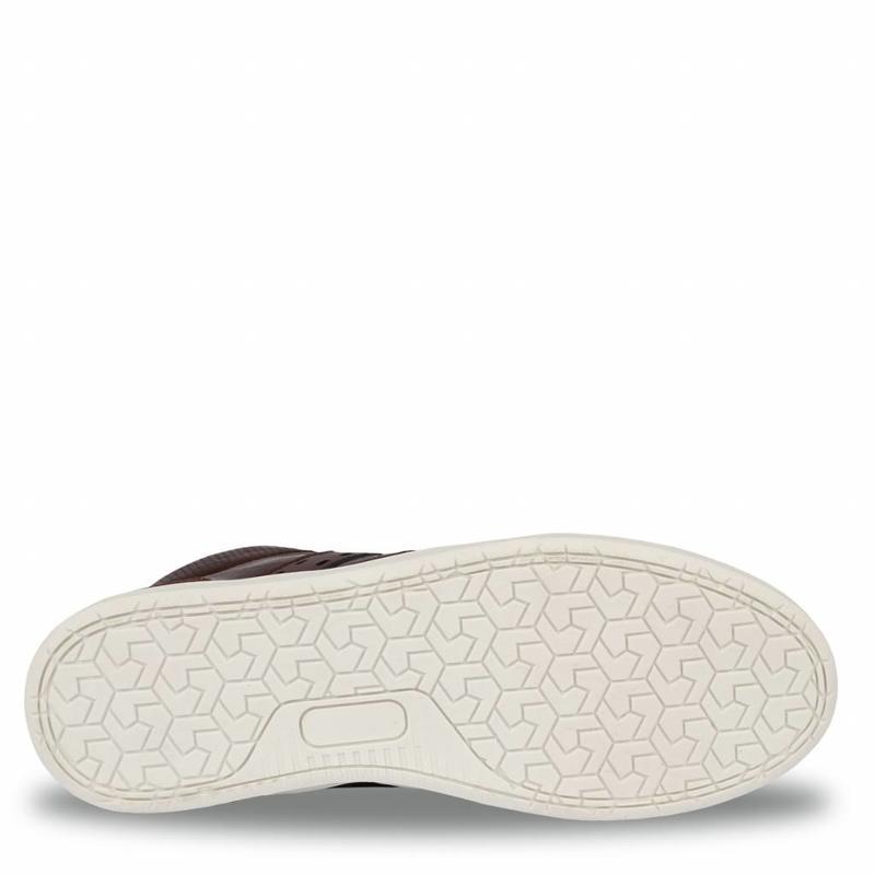 Q1905 Men's Sneaker Bryce Dk Brown / Cognac