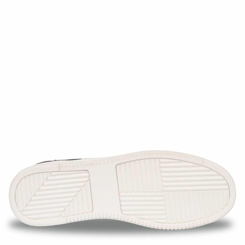 Q1905 Heren Sneaker Colton Jeans Blue / Cloud Dancer