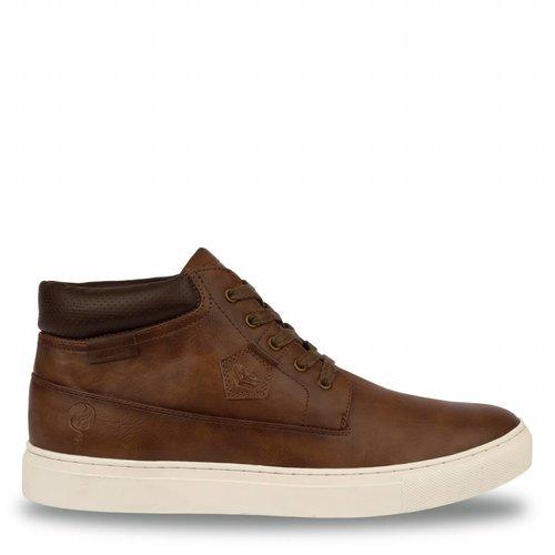 Men's Shoe Prato Tan Brown